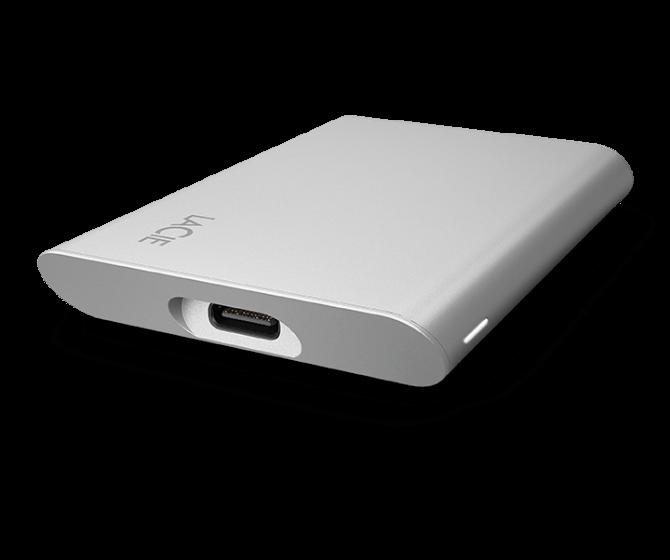 LaCie Portable SSD: velocità e capacità al top