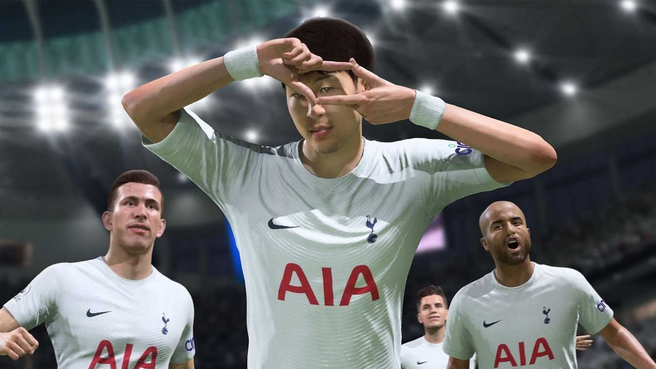 UK sales figures: results for video games up to 03/10/21