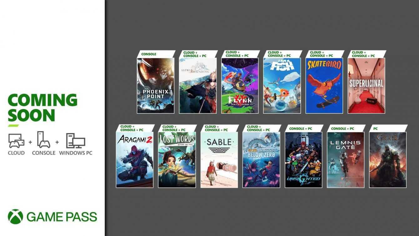 Xbox Game Pass: i nuovi giochi della seconda metà di settembre