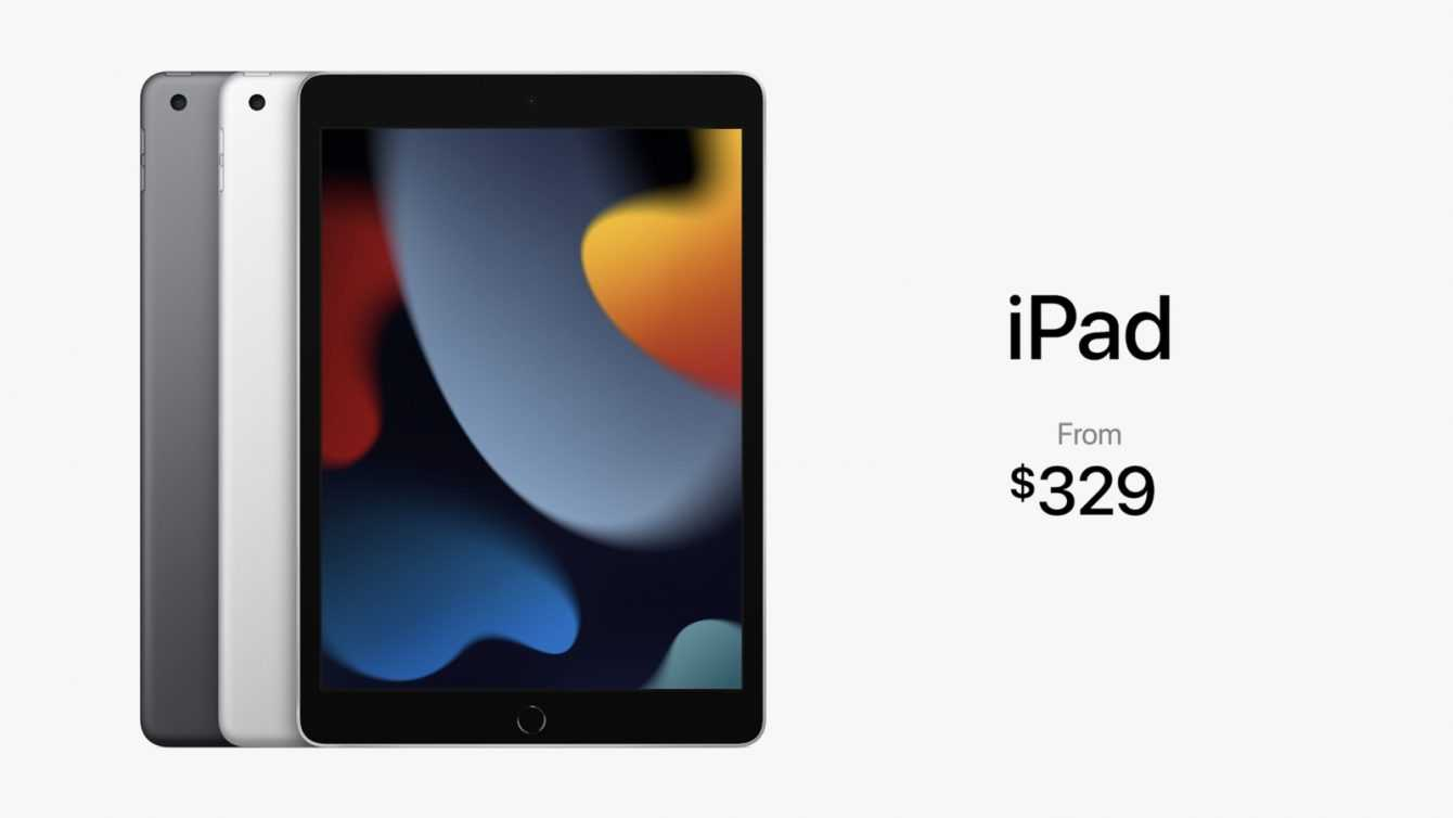 New iPad: officially announced