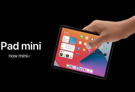 Nuovo iPad mini: annunciato ufficialmente