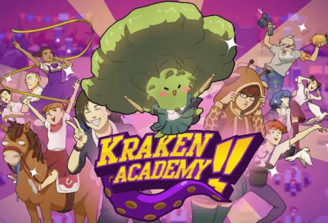 Recensione Kraken Academy!!: umano incontra Kraken