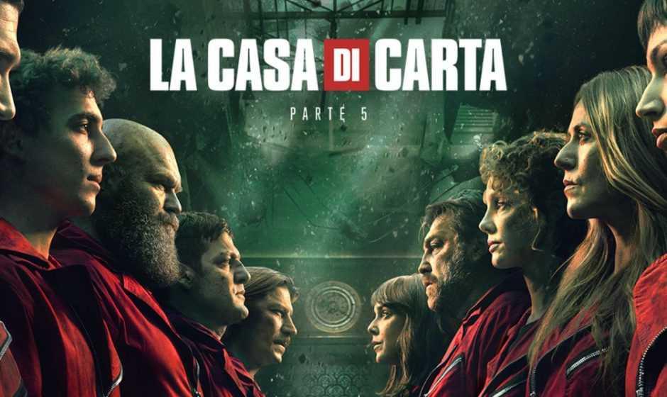 La Casa di Carta 5: oggi su Netflix