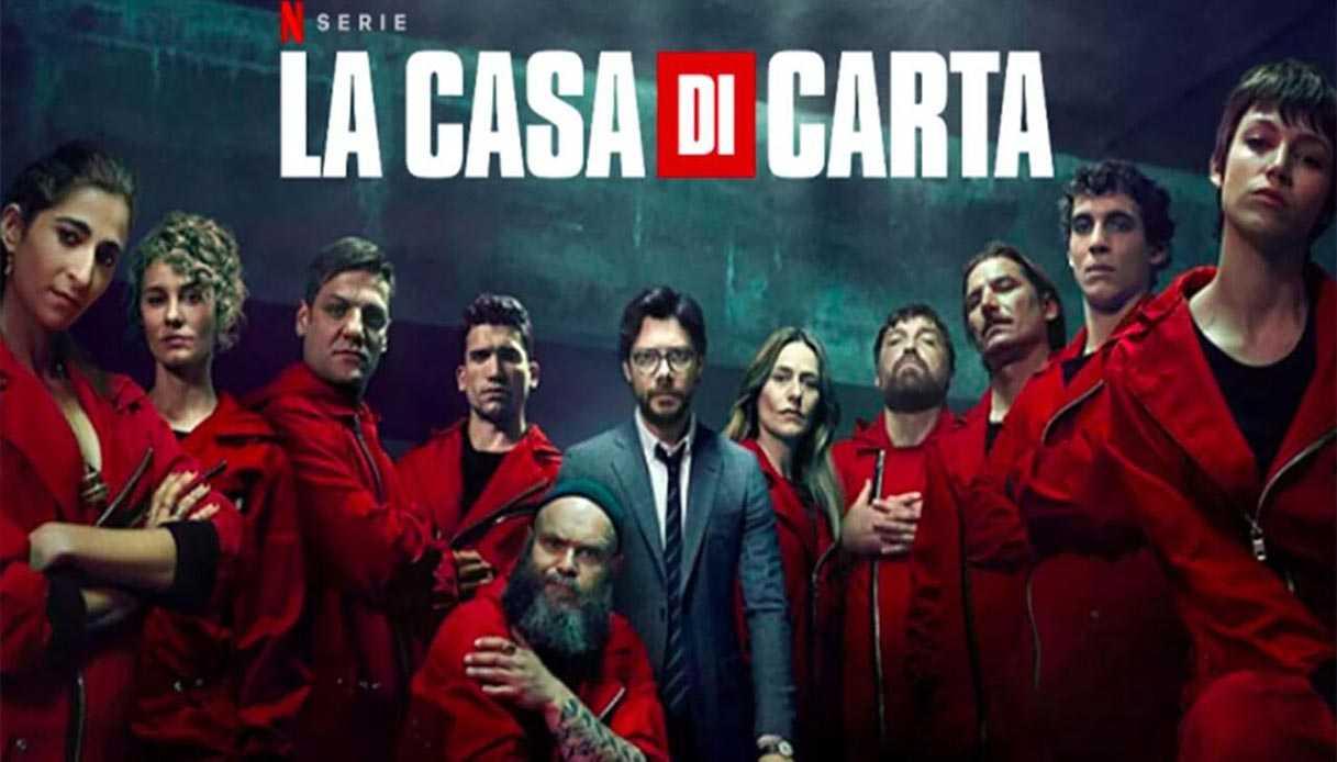 La Casa di Carta 5: today on Netflix
