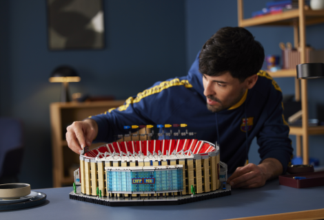 LEGO Camp Nou: arriva il nuovo set dedicato all'iconico stadio