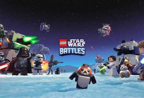 Apple Arcade: annunciato Lego Star Wars Battles