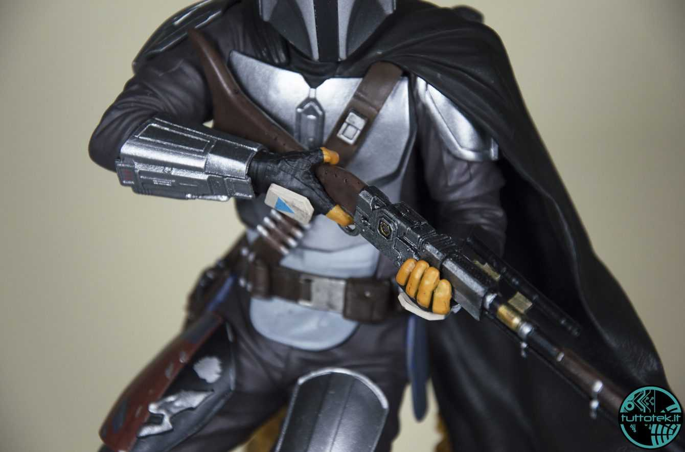 Recensione The Mandalorian First Gallery Diorama by Diamond Select Toys