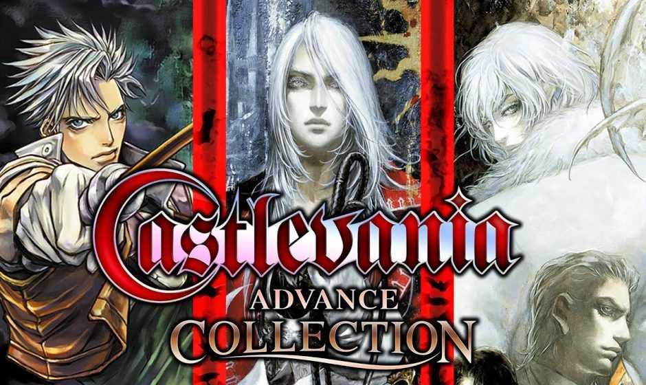 Nintendo Direct settembre 2021: arriva Castlevania Advance Collection