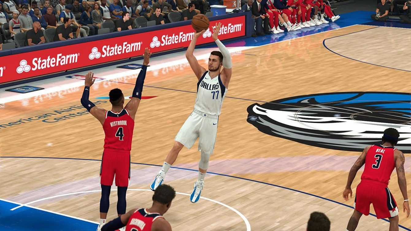 NBA 2K22: guide to the best build from Centro