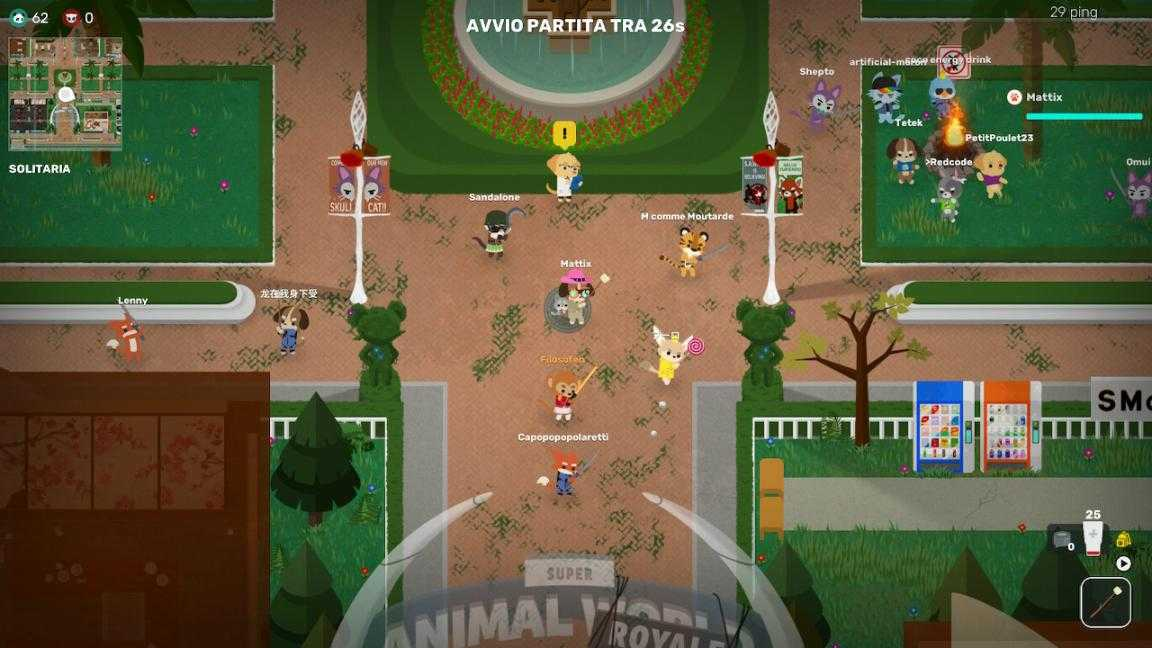 Super Animal Royale review: the animal-themed battle royale on Switch