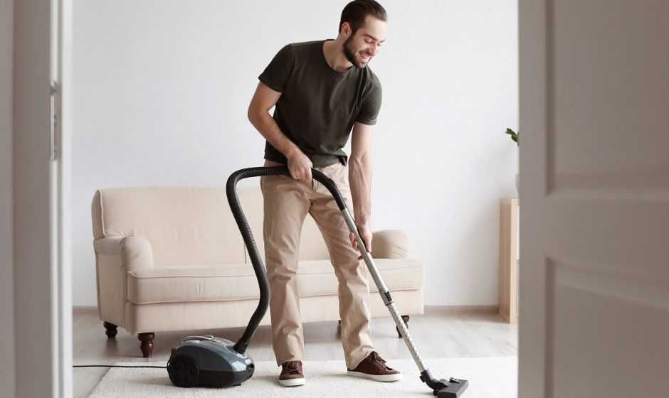 La tecnologia in aiuto nelle pulizie domestiche