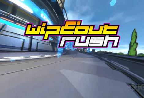 WipEout Rush: annunciato il racing game per Android e iOS