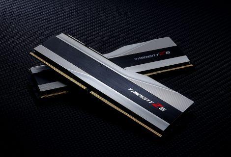 G.SKILL Trident Z5: ecco la RAM DDR5 più veloci