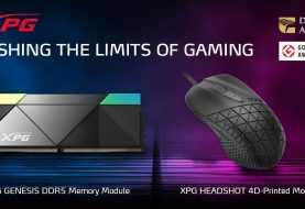 "XPG: il mouse Headshot e le RAM Genesis vincono il ""Good Design Award"""