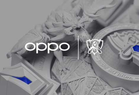 Oppo League of Legends: il partner ufficiale per il campionato