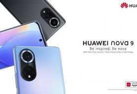 Huawei Nova 9: il nuovo smartphone annunciato