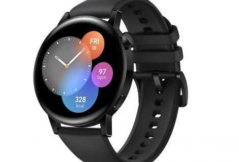 Huawei Watch GT 3: il nuovo smartwatch sportivo