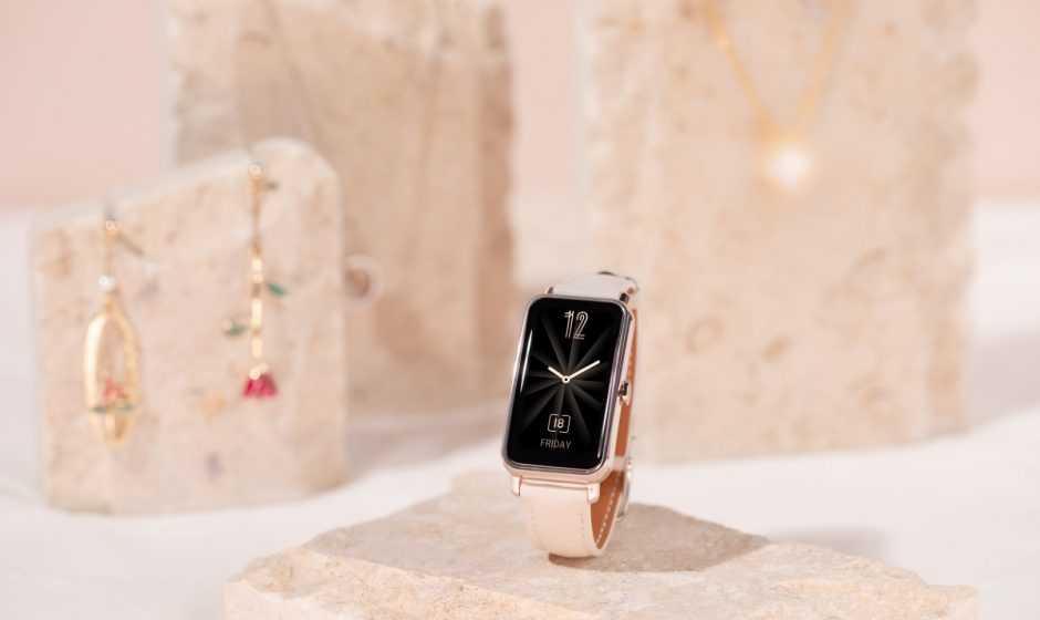 Huawei Watch Fit Mini: il prodotto elegante e leggero