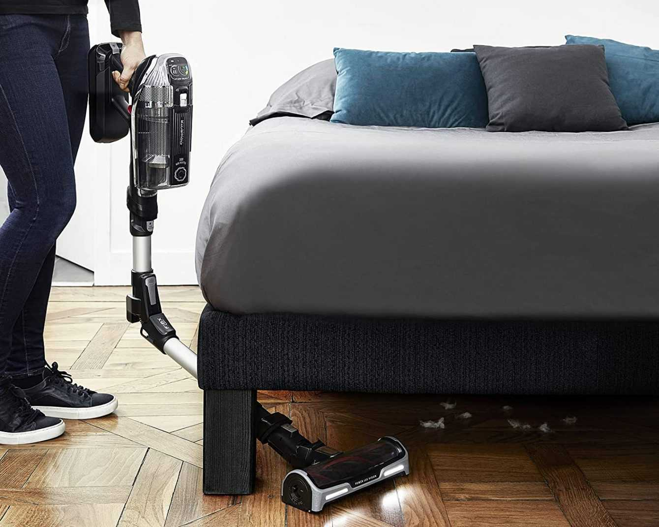 Rowenta X-Force Flex 14.60: the top of the range cordless vacuum cleaner