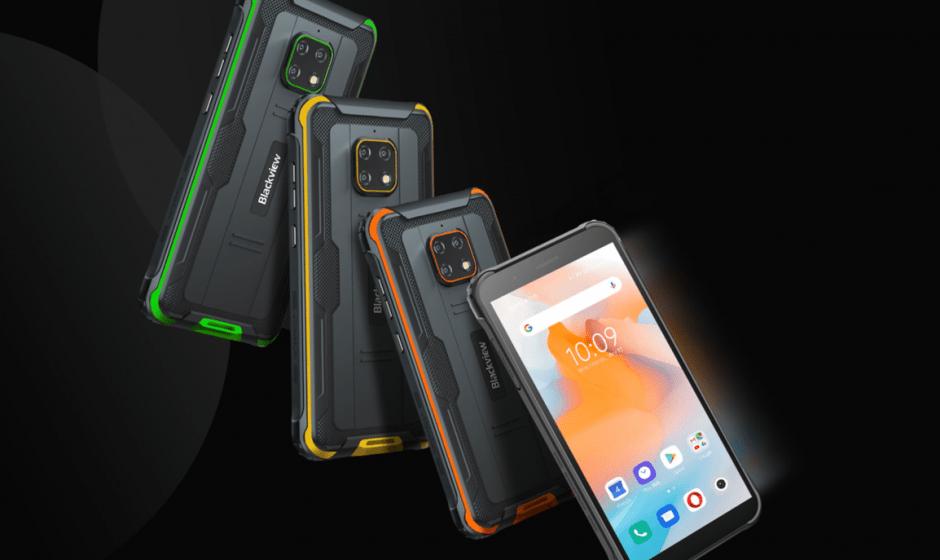 Blackview BV4900s: ora con Android 11 e CPU migliore