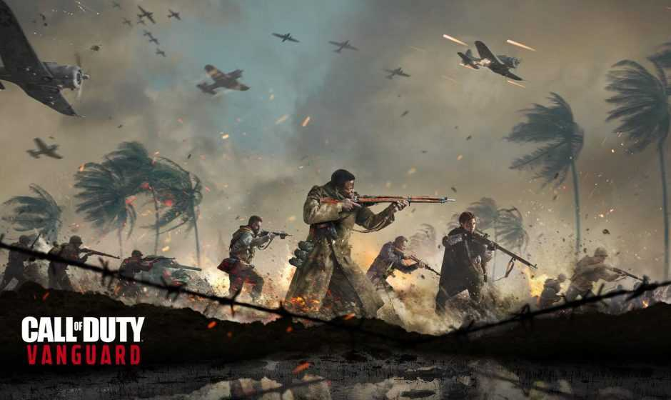 Call Of Duty Vanguard: sorpresa sul peso del download