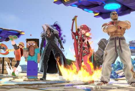 Super Smash Bros. Ultimate: Nintendo ci vuole speranzosi per l'ultimo DLC