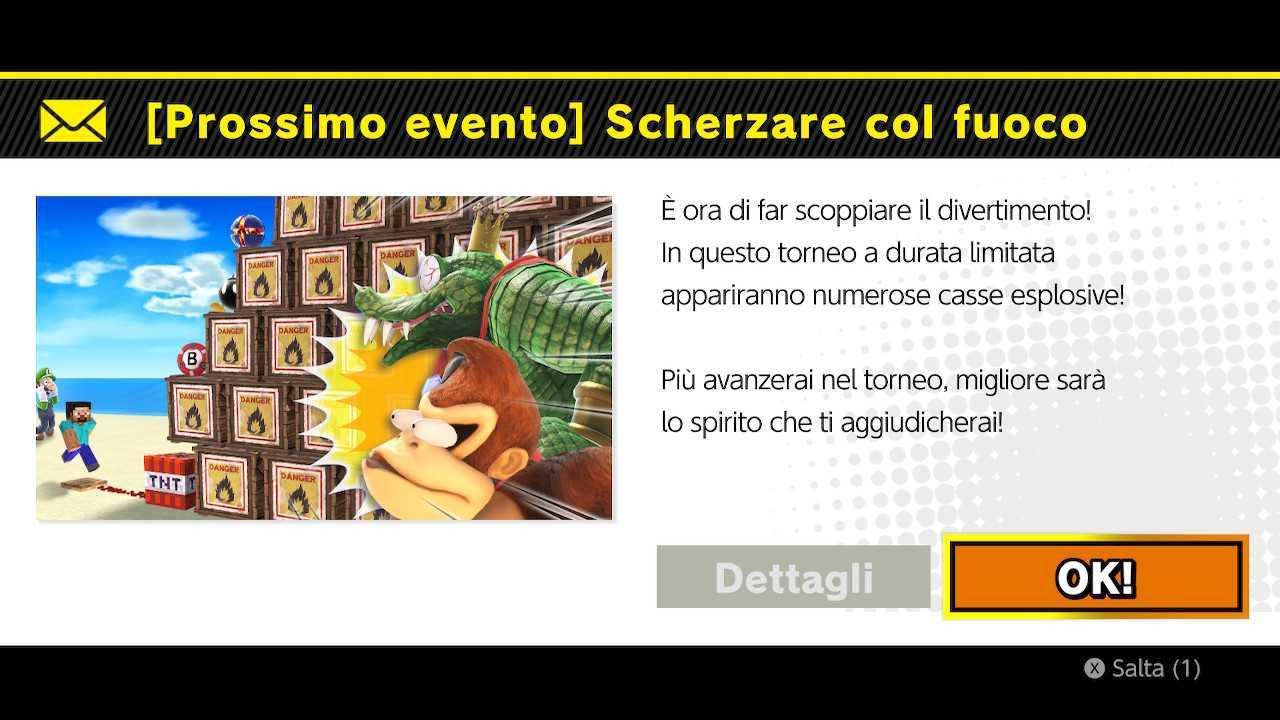 Super Smash Bros Ultimate: Online Tournament
