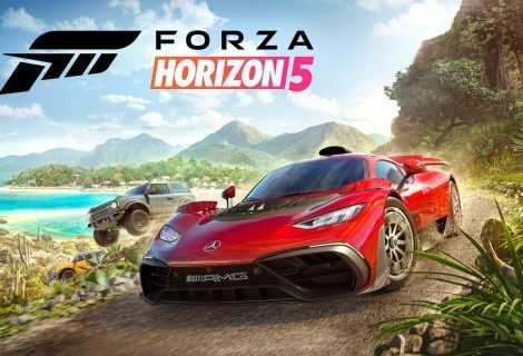 Forza Horizon 5: disponibile il pre-load e svelato il peso in GB