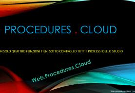 Web.Procedure.Cloud: ottimizza i processi produttivi in 4 mosse