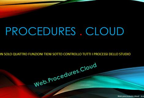 Procedure.Cloud: ottimizza i processi produttivi in 4 mosse