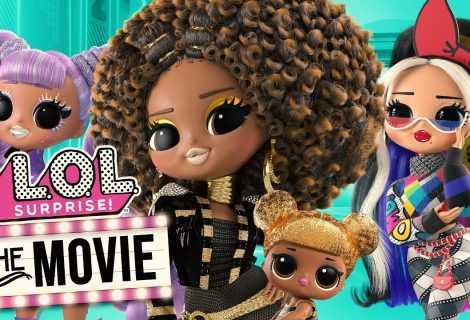L.O.L. Surprise! The Movie: su Netflix dall'8 ottobre 2021