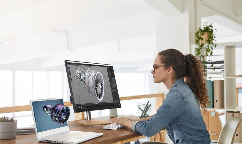Acer ConceptD 7 SpatialLabs Edition: i contenuti saltano fuori dallo schermo!