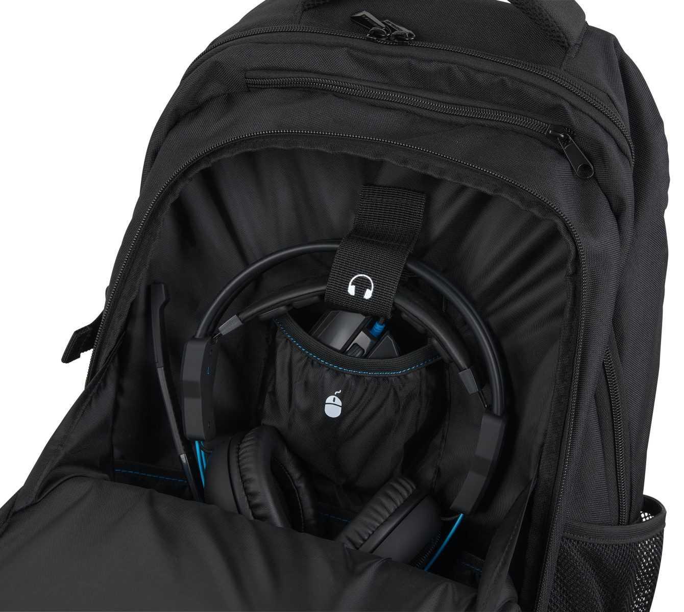 MEDION Erazer X89044: lo zaino per il PC e tutti gli accessori