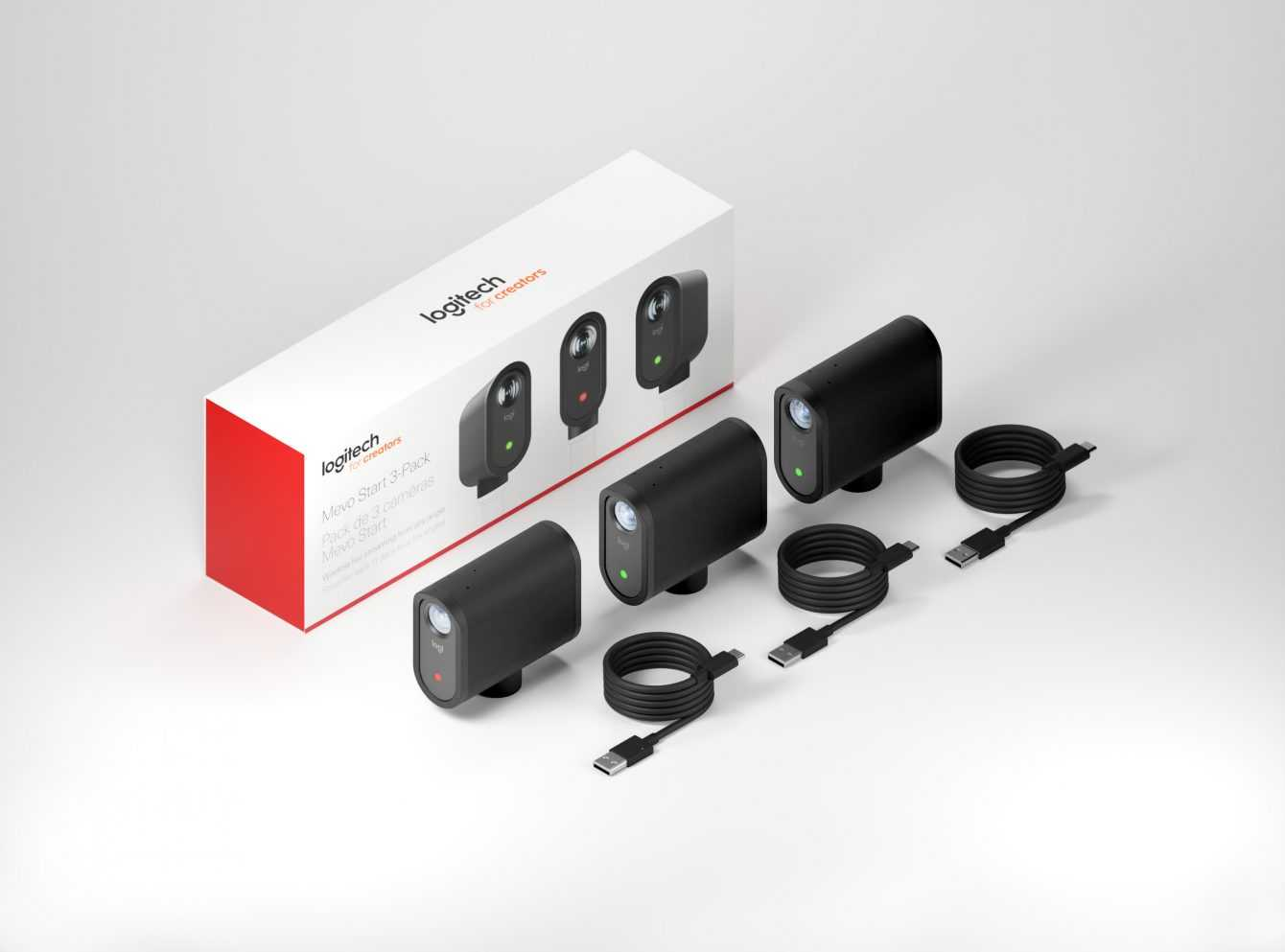 Logitech: the Mevo Cam arrives to excel at the highest quality
