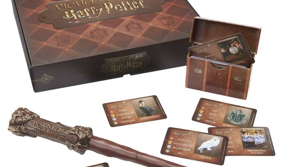 Mattel annuncia il nuovo Pictionary Air Harry Potter!