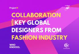NFT EUROPE (Who Knocks) e Purple Fly: prima pool NFT al mondo dedicata alla moda