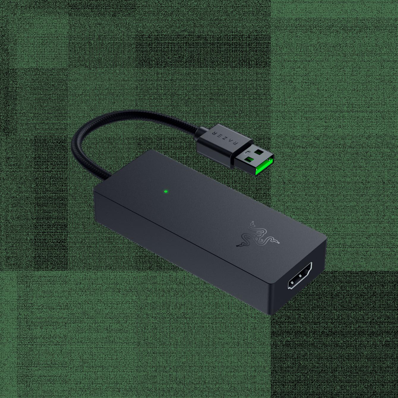 Razer: presentata la nuova webcam Kiyo X e la scheda d'acquisizione Ripsaw X