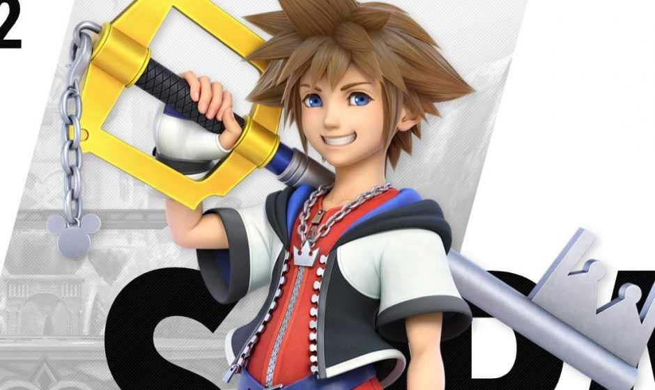 Super Smash Bros Ultimate: Sakurai presenta e illustra Sora