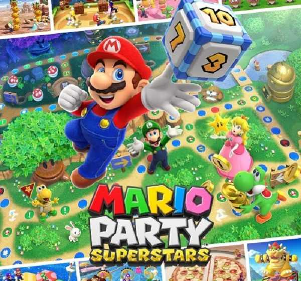 Mario Party Superstars: un nuovo trailer mostra altri minigiochi