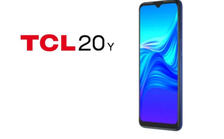TCL 20Y: annunciato ufficialmente