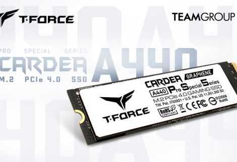 TEAMGROUP Cardea A440: Presentata la nuova SSD M.2 per lo storage PS5