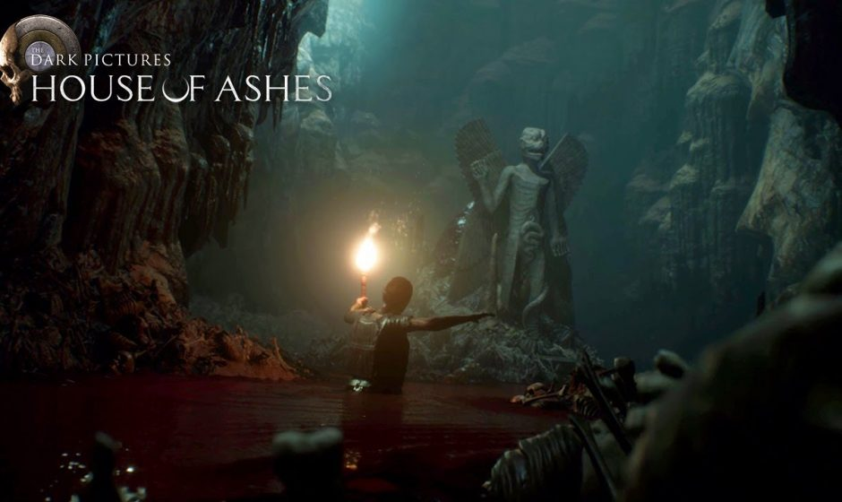 The Dark Pictures Anthology: svelato il cast di House of Ashes