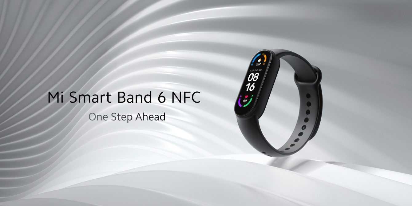 Xiaomi Mi Smart Band 6 NFC: debutta ufficialmente in Italia
