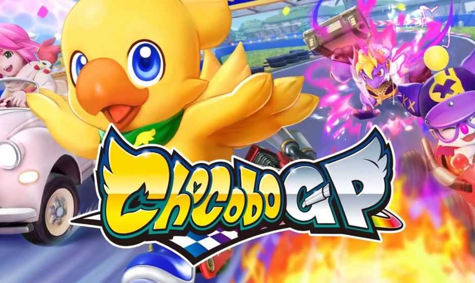 Chocobo GP: confermati almeno 20 personaggi giocabili