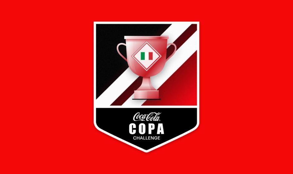 Coca Cola Copa Challenge: sfida a suon di palloni