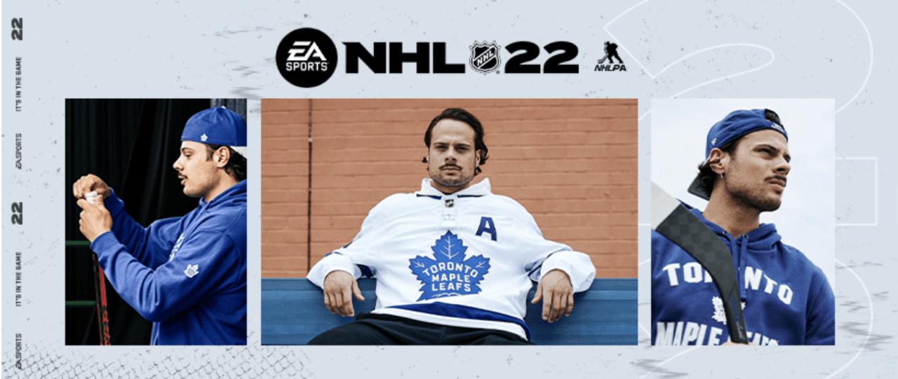 EA Sports NHL 22: ora disponibile in tutto il mondo