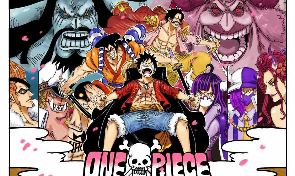 One Piece, arriva la Marina | Jump Highlights