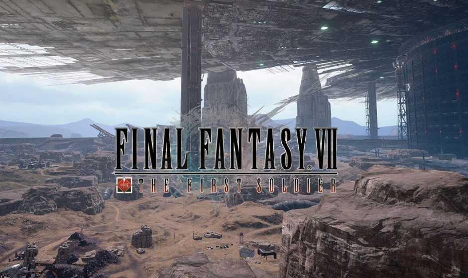 Tokyo Game Show 2021: dettagli e data di lancio di Final Fantasy VII The First Soldier