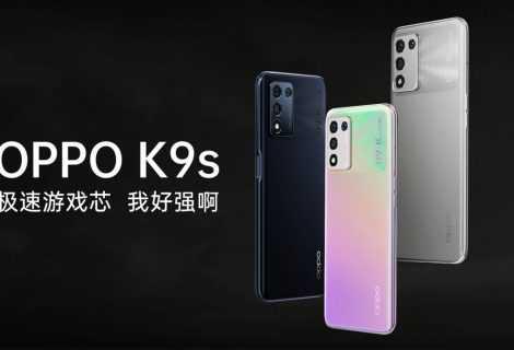 OPPO K9s: annunciato ufficialmente