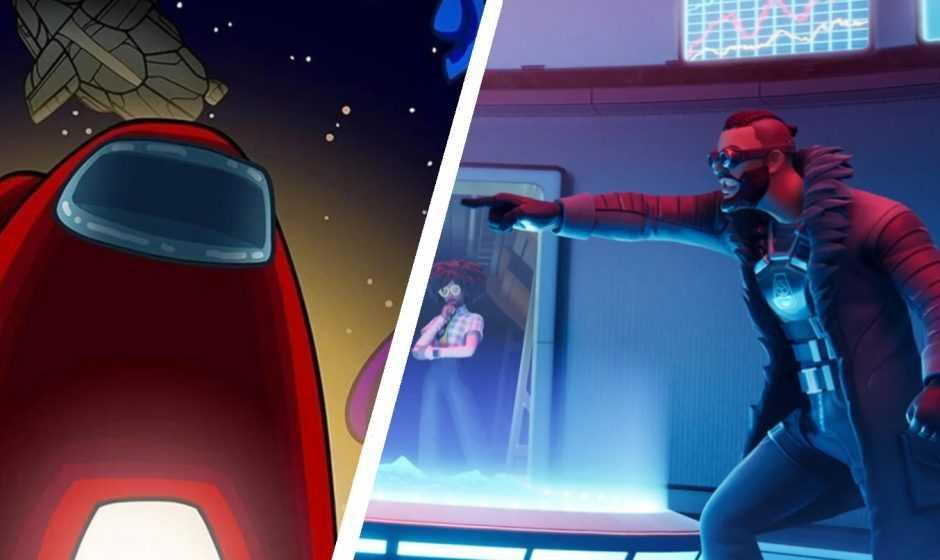 Fortnite: Epic ha ammesso di essersi ispirata ad Among Us per una modalità del gioco